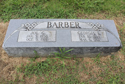 Joe G. Barber