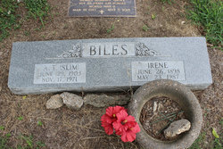 "Abriel T. ""Slim"" Biles"