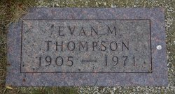 Evan M. Thompson