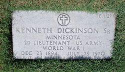 Kenneth Dickinson, Sr