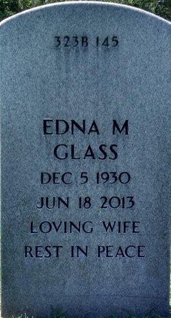 Edna Mae <I>Killinger</I> Glass