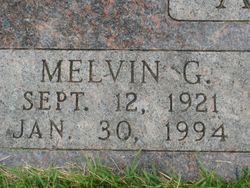 Melvin G Adams