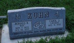 """Ronald Ray """"Ron"""" Kuhn"""
