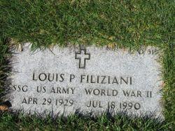 Louis P Filiziani
