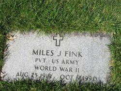 Miles J Fink