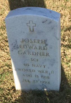 Joseph Edward Gardner