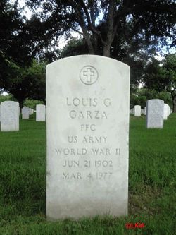 Louis G Garza