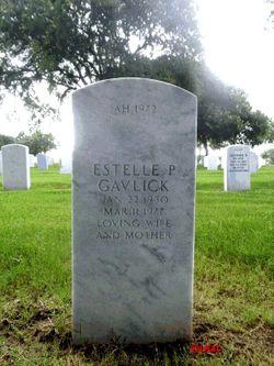 Estelle Catherine <I>Preusser</I> Gavlick