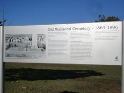 Old Wallsend Cemetery