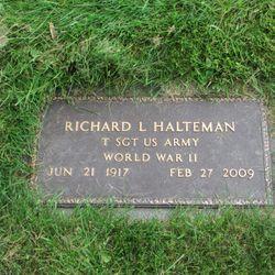 Richard L. Halteman