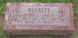Mae Marie Buckett
