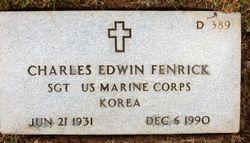 Charles Edwin Fenrick