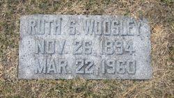 Ruth S <I>Sundland</I> Woosley