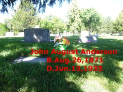 John August Anderson