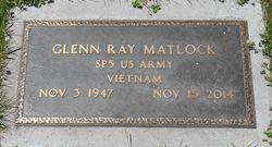 Glenn Ray Matlock