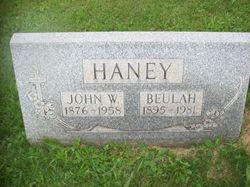 Beulah <I>Toy</I> Haney