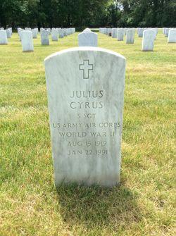 Julius Cyrus