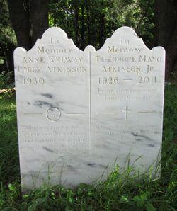 Theodore Mayo Atkinson, Jr