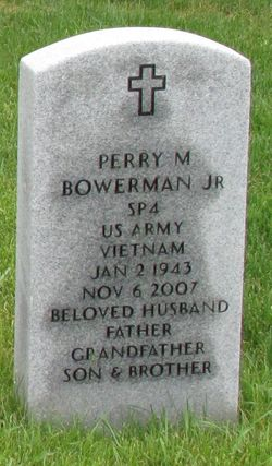 Perry M. Bowerman, Jr