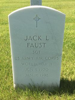 Jack L Faust