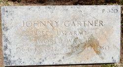Johnny Gartner