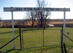 Barron County Poor Farm Cemetery