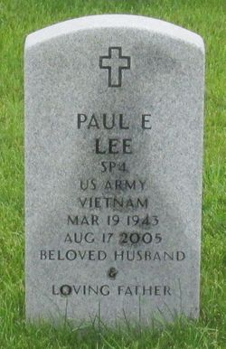 Paul E. Lee