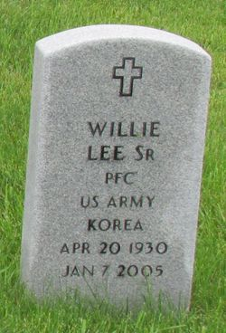 Willie Lee, Sr