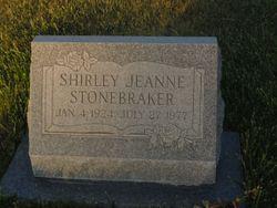 Shirley Jeanne <I>Silver</I> Stonebraker