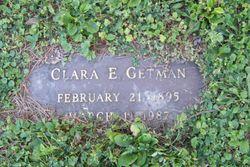 Clara Emma Wilhelmina <I>Kurkowski</I> Getman