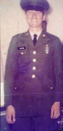 Sgt Curtis Ray Patton