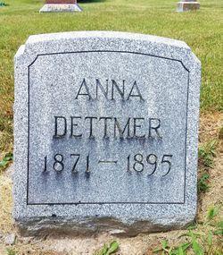 Anna Dettmer