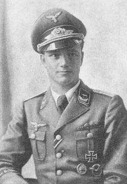 """Friedrich """"Fritz"""" von Uiberacker"""