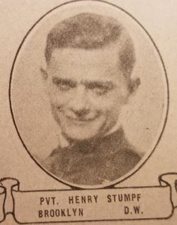 PVT Henry Stumpf