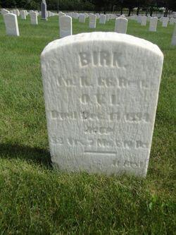 George W Birk