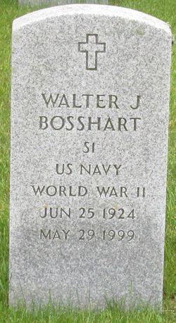 Walter Joseph Bosshart