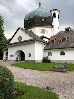 Stadtfriedhof Partenkirchen