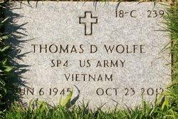 Thomas D. Wolfe