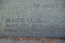 Mack Garland Collins, Jr