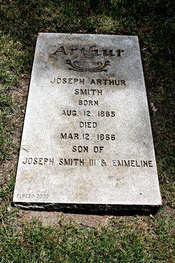 Joseph Arthur Smith