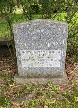 Alyce F. <I>Ferrill</I> McMahon