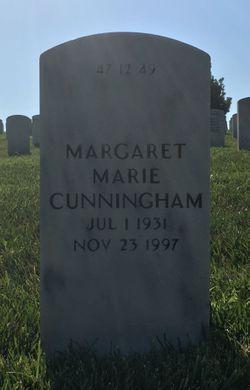 Margaret Marie Cunningham