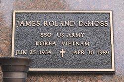 James Roland DeMoss
