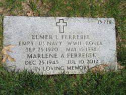 Elmer L Ferrebee
