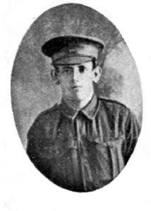 Private Horace Hanton Graham