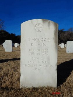 Thomas Kevin Crum