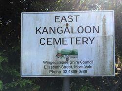 East Kangaloon Cemetery