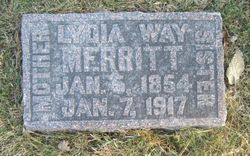 Lydia <I>Way</I> Merritt