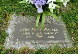 Lynn M. <I>Harnish</I> Walker