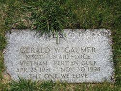 Gerald W Gaumer